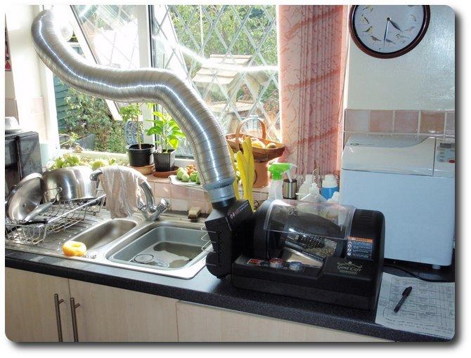 gene coffee roaster